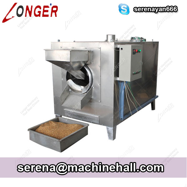 Sesame Seed Roasting Machine|Sesame Roaster|Sesame Roasting Equipment