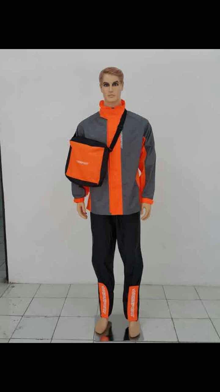 Motorcycle Raincoat Fashion waterproof windproof & breathable