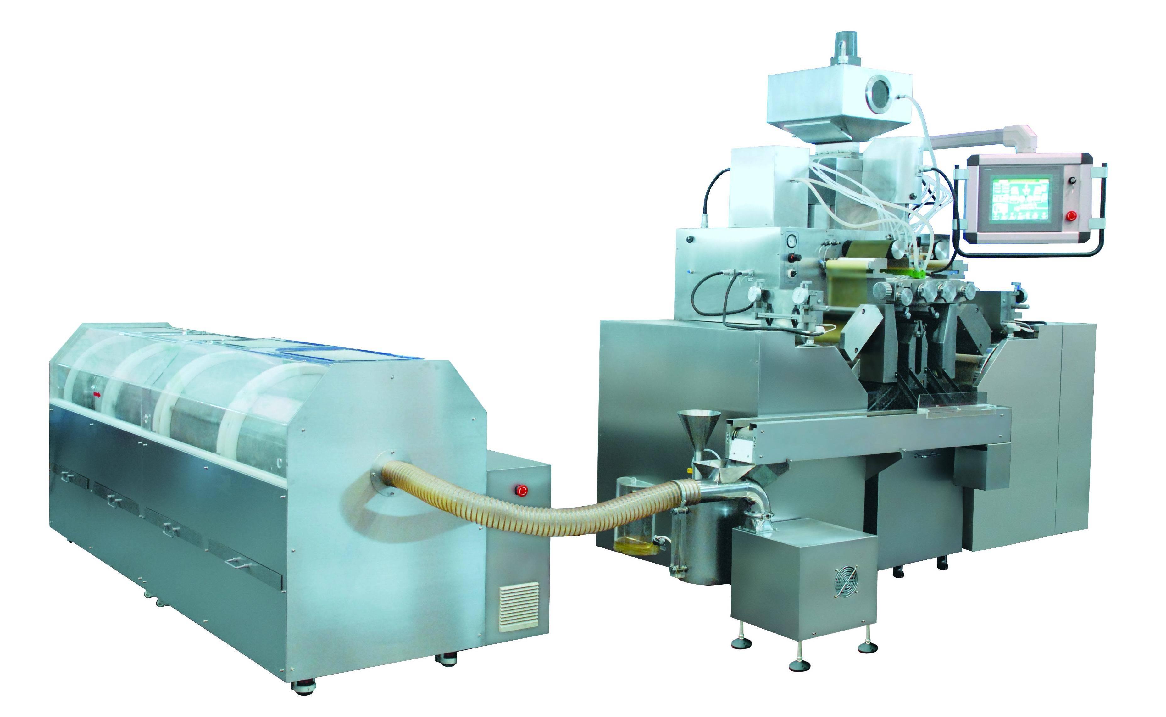 Softgel Encapsulation Machine - Beijing Xin Hang Cheng Technology ...