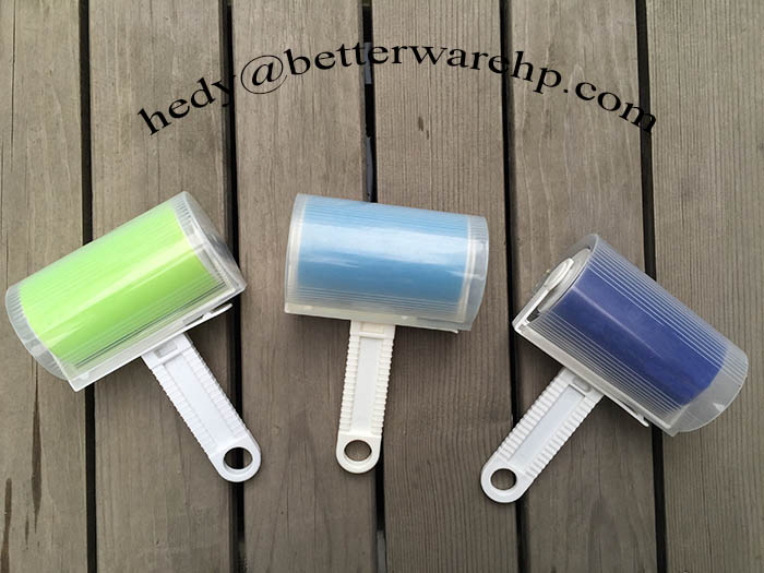1008 sticky lint roller brush