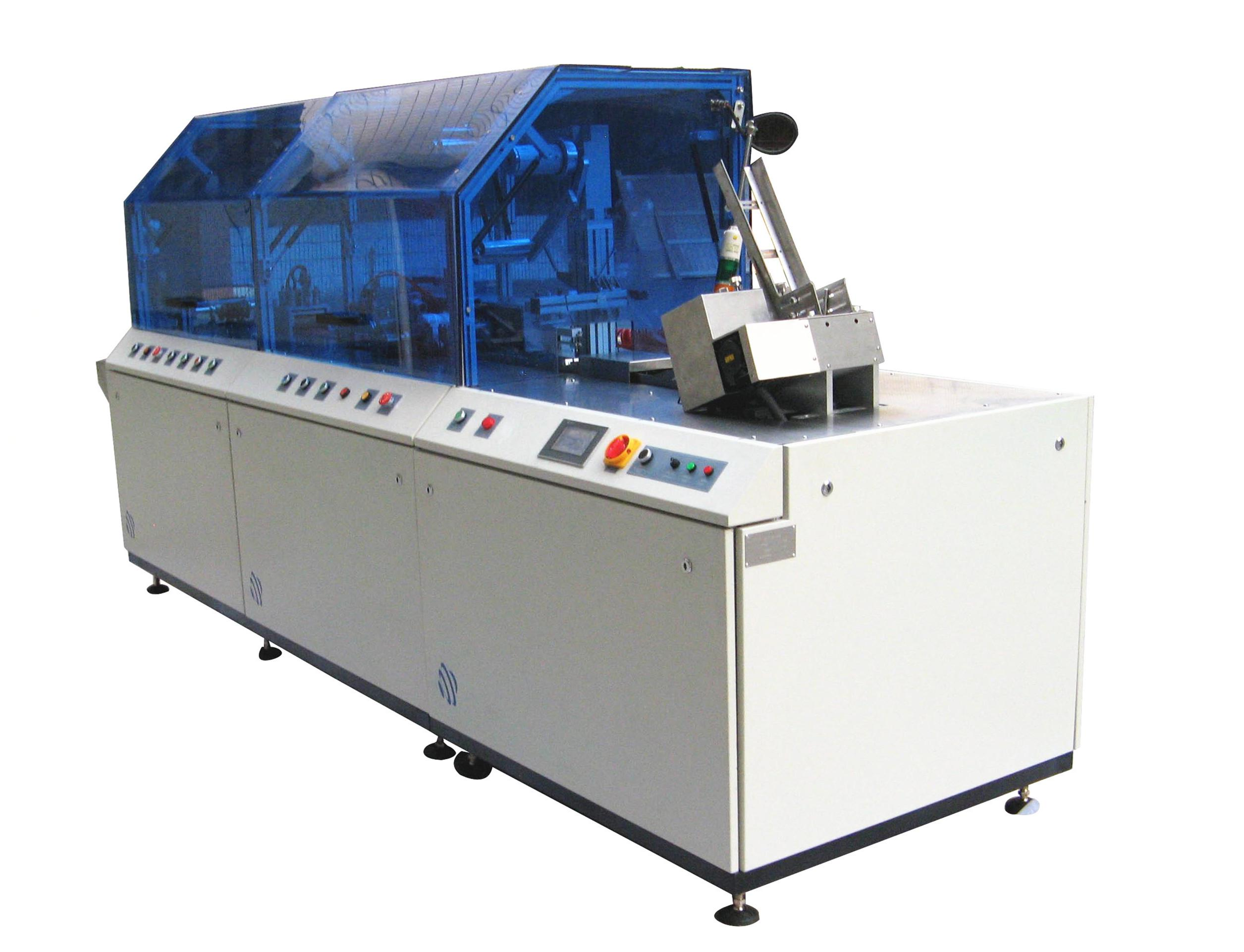 Card Packaging Machine