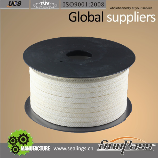 Square Without Oil Ramie Fabric Gland Packing
