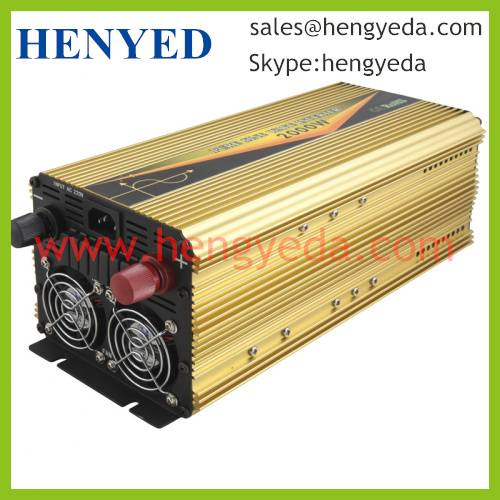 2000w Hybrid off-Grid PV Pure Sine Wave Inverter with Charger (PSW-2000C)