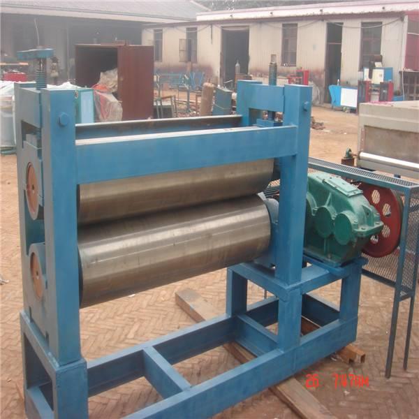 Metal wire mesh Flattening machine 1200mm width
