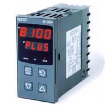 West P8100 1/8 Din Process Controller