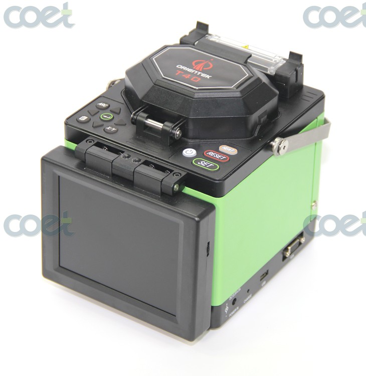 All-NEW Orientek T40 Fusion Splicer Price Equal to ilsintech fusion splicer swift f1