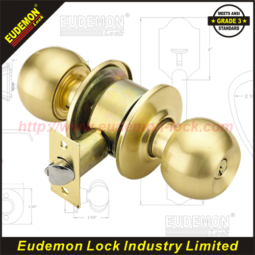 knobset door lock 587