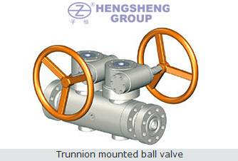 PTFE Electric Actuator Trunnion Mounted Ball Valve