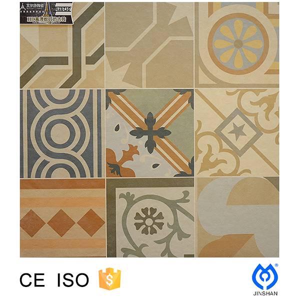 carpet tile for porcelain 3d design