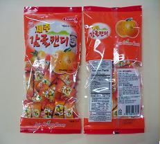 Jeju Island Mandarin Candy – New Products