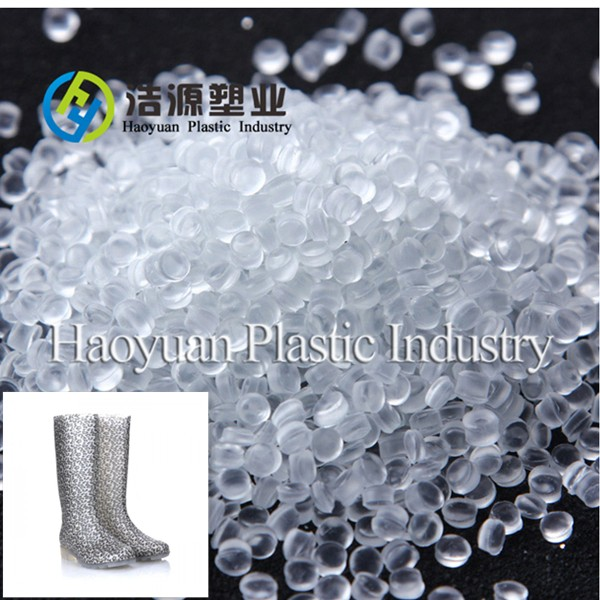 Virgin PVC Transparent Compound for Waterproof Boots