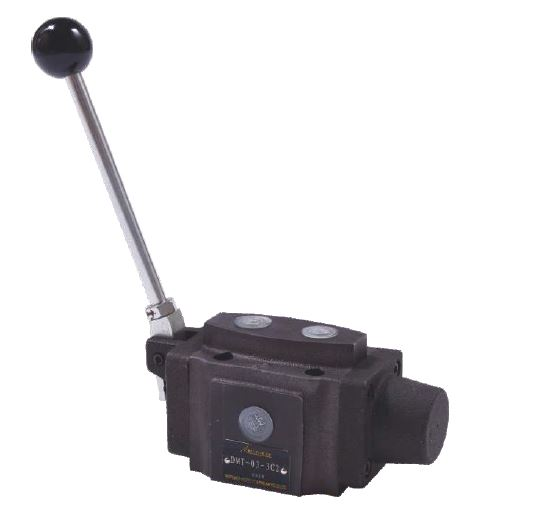 Manually Operated Directional Valve - DMT Series