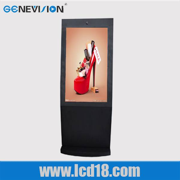 42 Inch Floor standing SAMSUNG screen Advertising Player