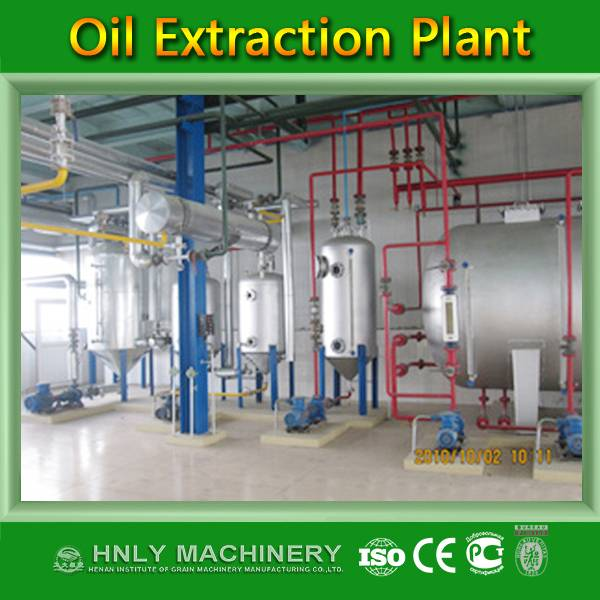 rice bran oil producing equipment by solvent extraction