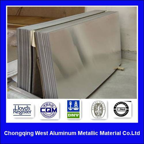 2000 Series Grade and aviation industry Application aluminum sheet 2024 T3