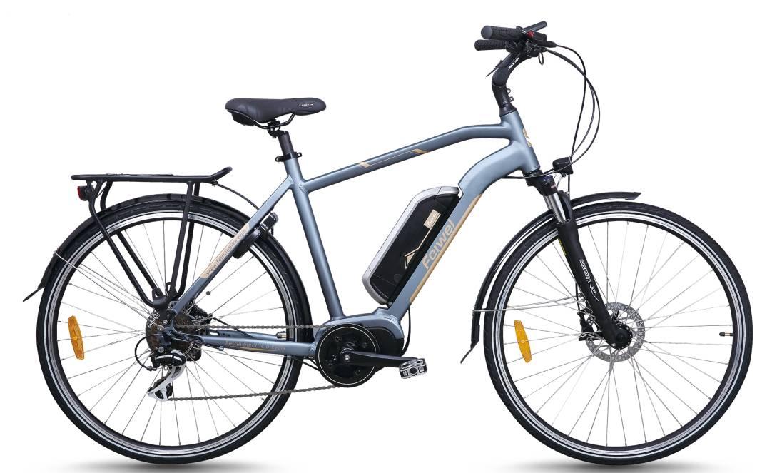 Mid-drive motor city electric bike (FR-TDB18Z)