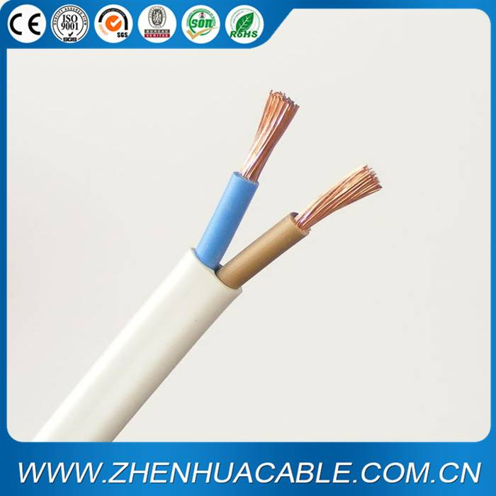 Selling Double PVC Sheathed Cable/Electrical Wire/Flexible Wire