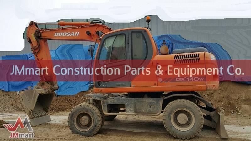 Doosan Excavator DX140W