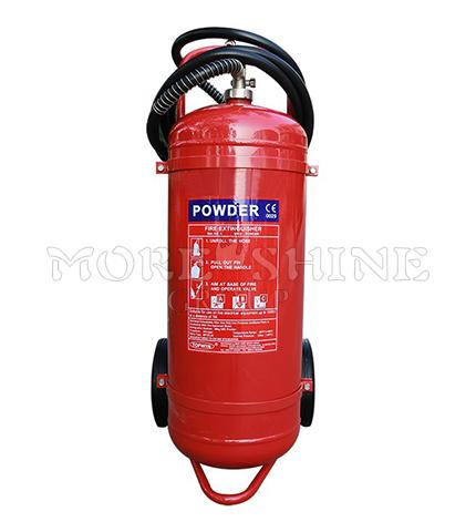 50kg Trolley Extinguisher