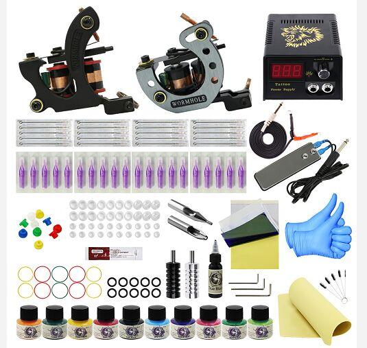 Professional Tattoo Gun Kit