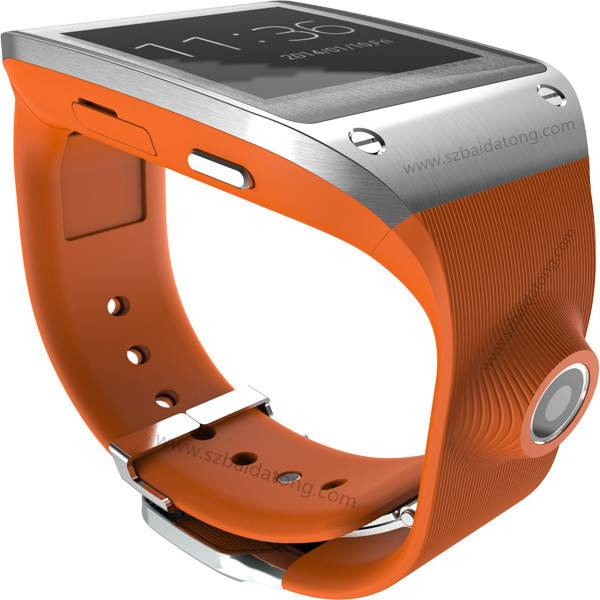 2013 newest IRSW01 Smart Watch Phone (water proof) with Standalone GSM call and SMS