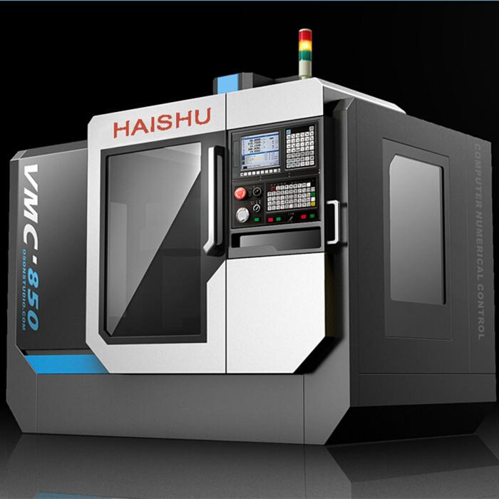 VMC850 4-axis machining center Wholesale Alibaba