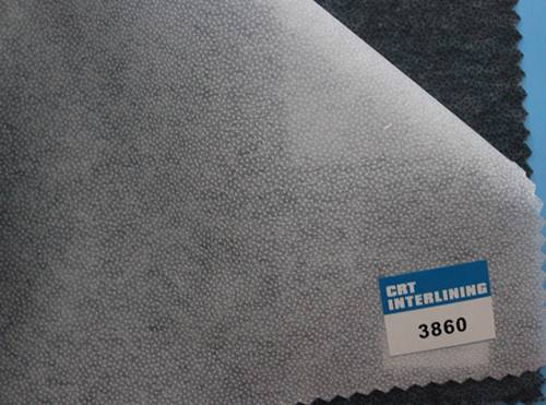 non woven fusible interlining-3860(interfacing)