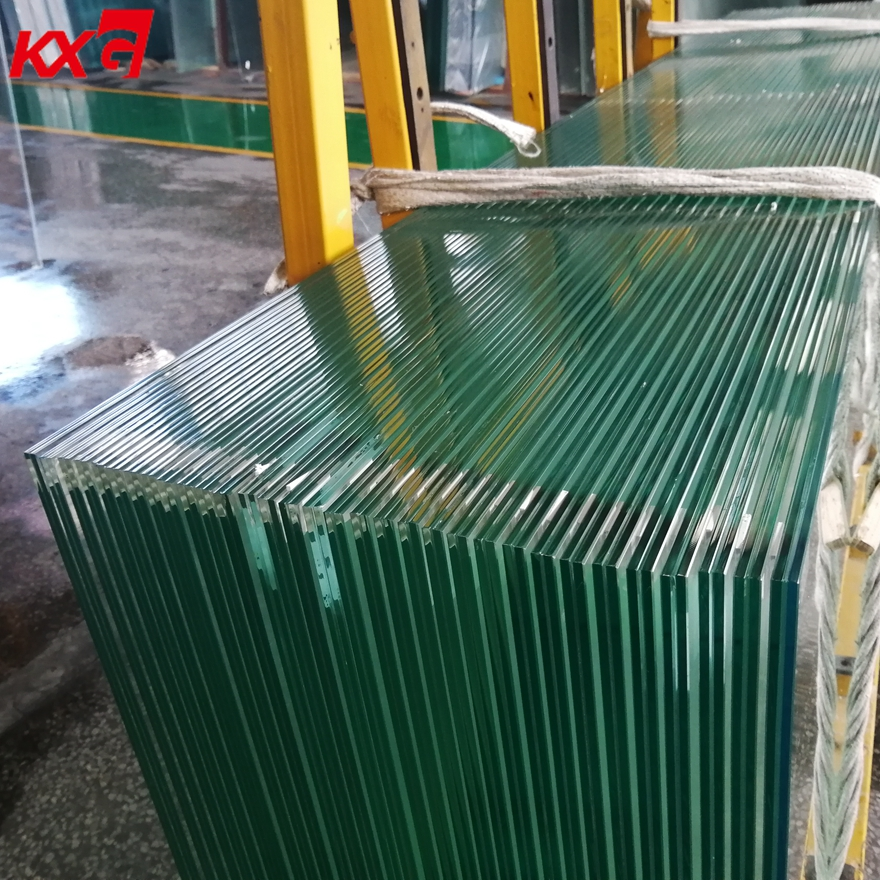 6+1.52+6 Laminated Glass 13.52mm Clear Tempered Laminated Glass Manufacturer