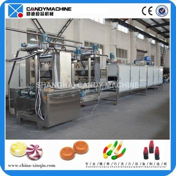 Best selling hard candy making machine