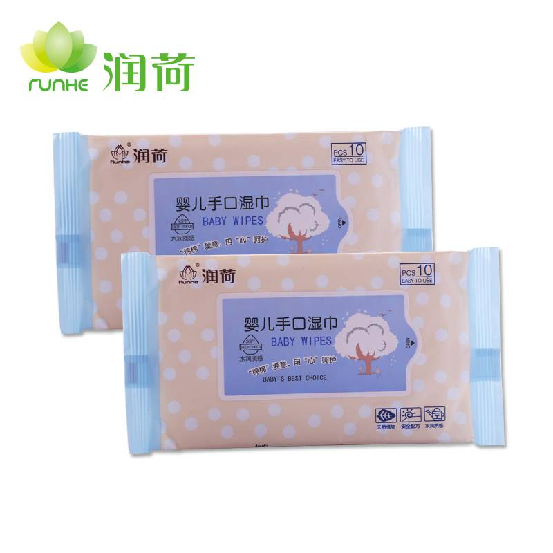 No Alcohol Baby Tender Wet Wipes (OME SERVICE PROVIDED)