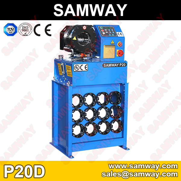 Samway P20D Hydraulic Hose Crimping Machine