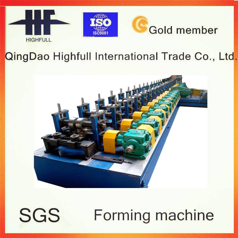 Solar Stand Cold Roll Orming Machine