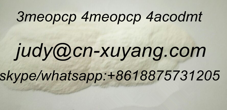 buy high purity true 3MeOPCP 3-Meo-PCP 4acodmt 4-aco-dmt for sale seller: judy(at)cn-xuyang(dot)com