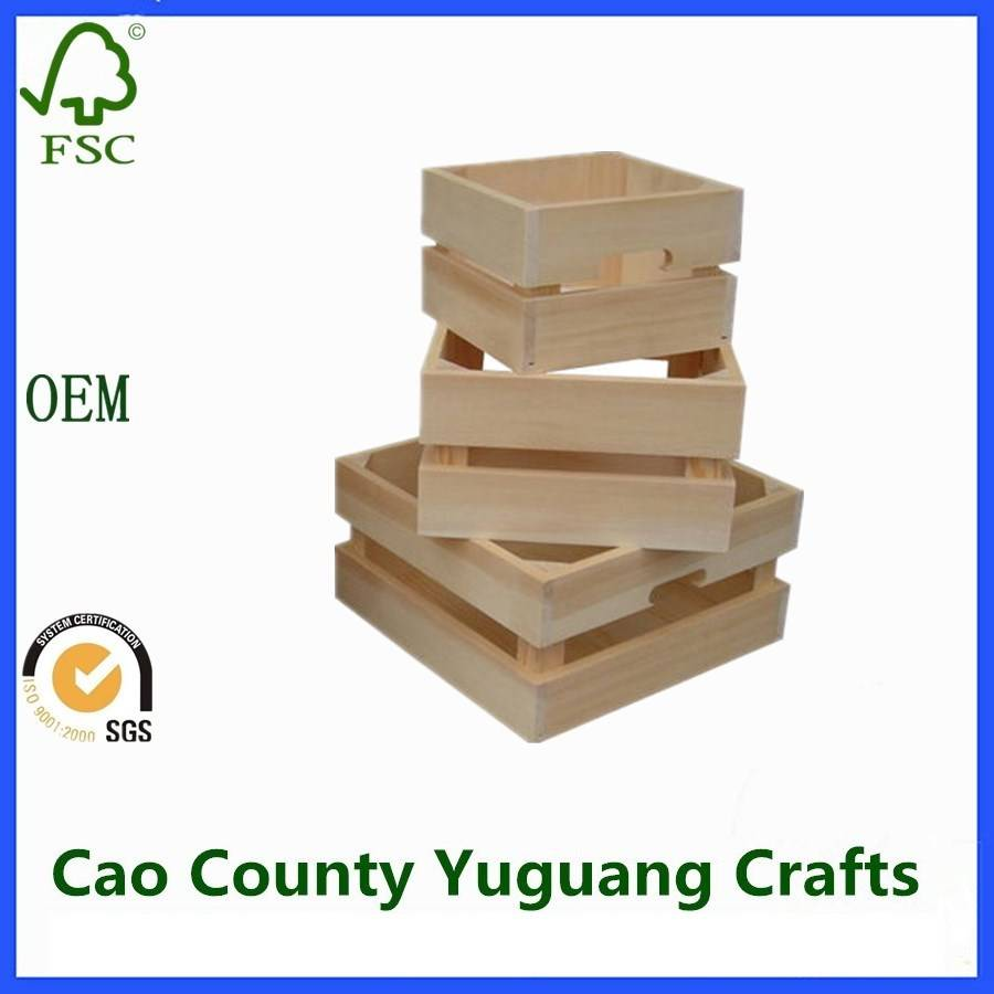 Wooden Crate Set Cheap Wooden Crates For Sale