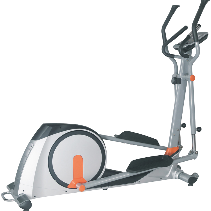 GS-8728H Indoor dual exercise magnetic fitness equipment commercial cross trainer bike