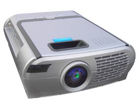 LX1-High brightness 3LCD projector for teaching or business