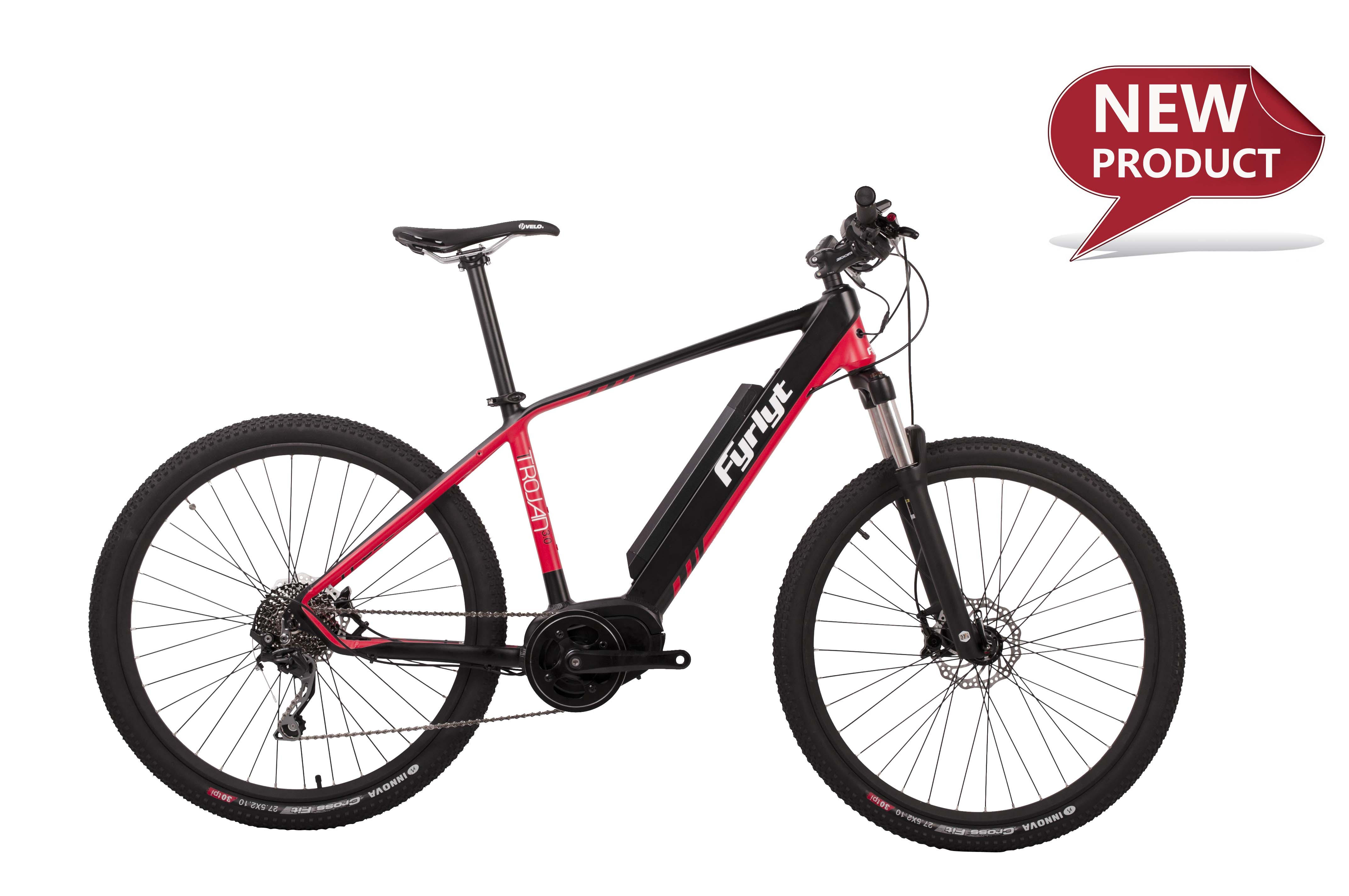 27.5'' Hidden battery Mid-drive Electric MTB Electric System Motor: 36V 250W BAFANG Mid-drive Motor