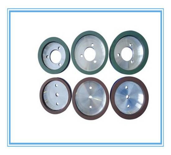 6A2 carbide grinding resin bond diamond wheels