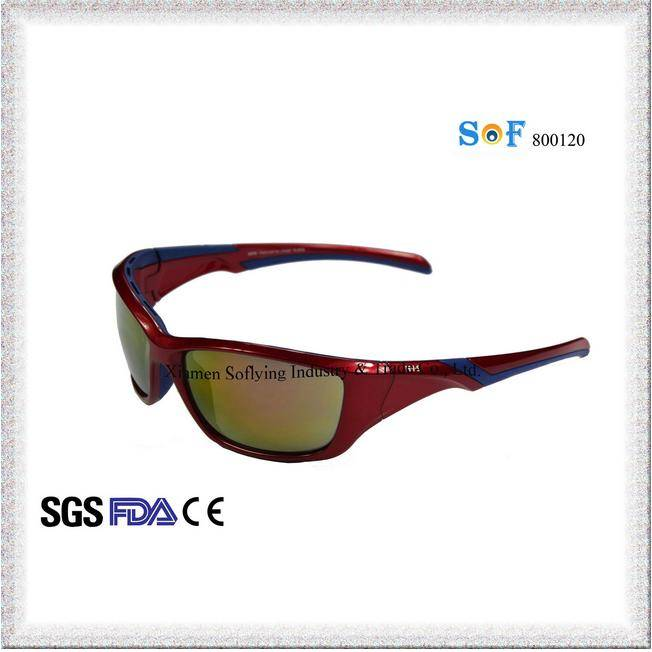 China FACTORY CE/FDA Fashion PC Injection Sports Outdoor Cycling Sunglasses UV400