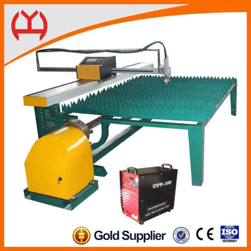 Concise appearance pipe plasma cnc sheet cutting machine