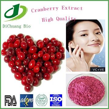 Cranberry extract proanthocyanidins 25%-60%