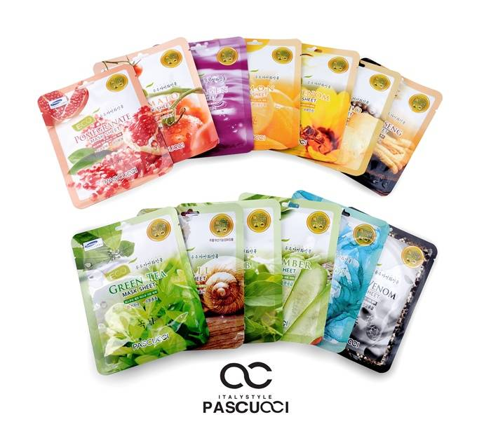 AMICELL PASCUCCI ECO MASK SHEET