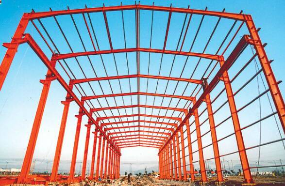 Custom Steel Structure Buildings for Workshop