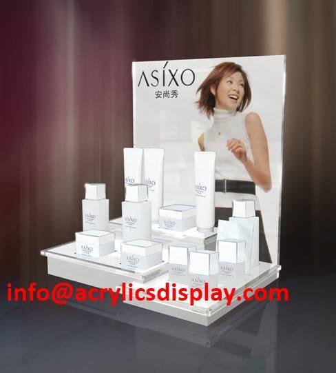 High quantity cosmetic/makeup organizer