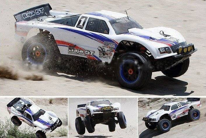 Hpi Racing 5T  26cc RTR  R/C  Monster Truck