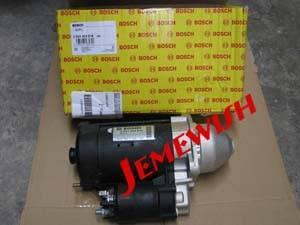 Bosch starter,alternator,motors