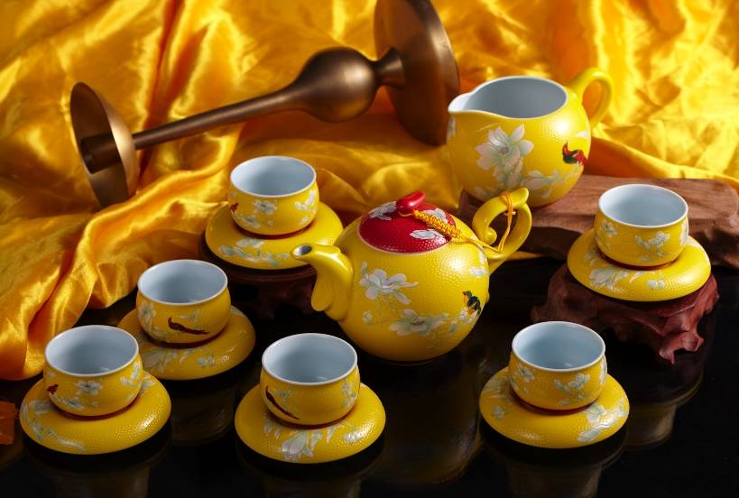 elagant tea sets,made in China