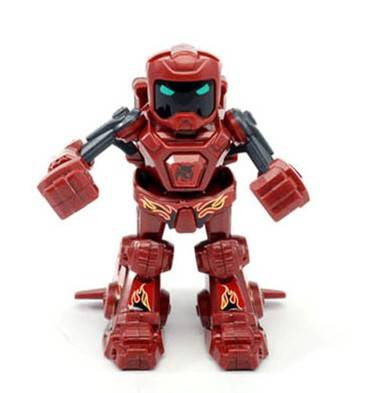 R/C Boxing Robot,Infrared control,with LED light