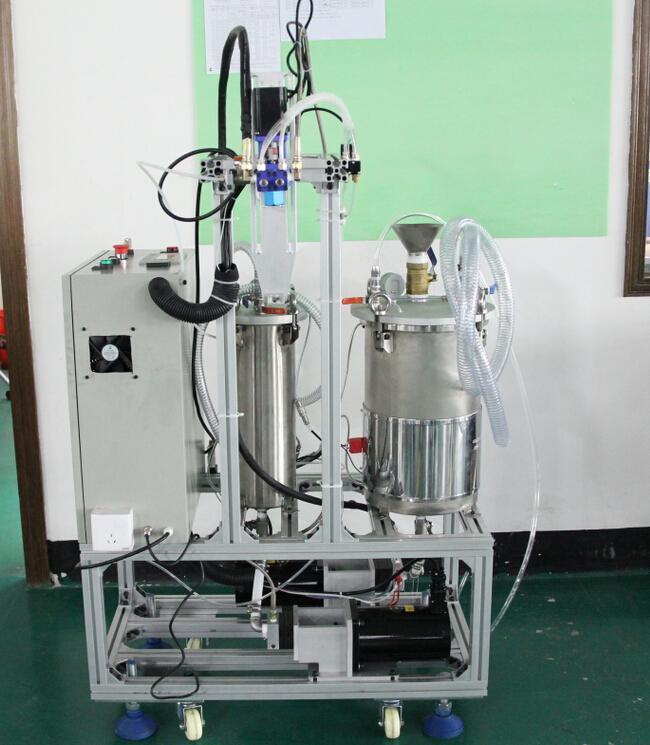 automatic UV glue dispensing machine