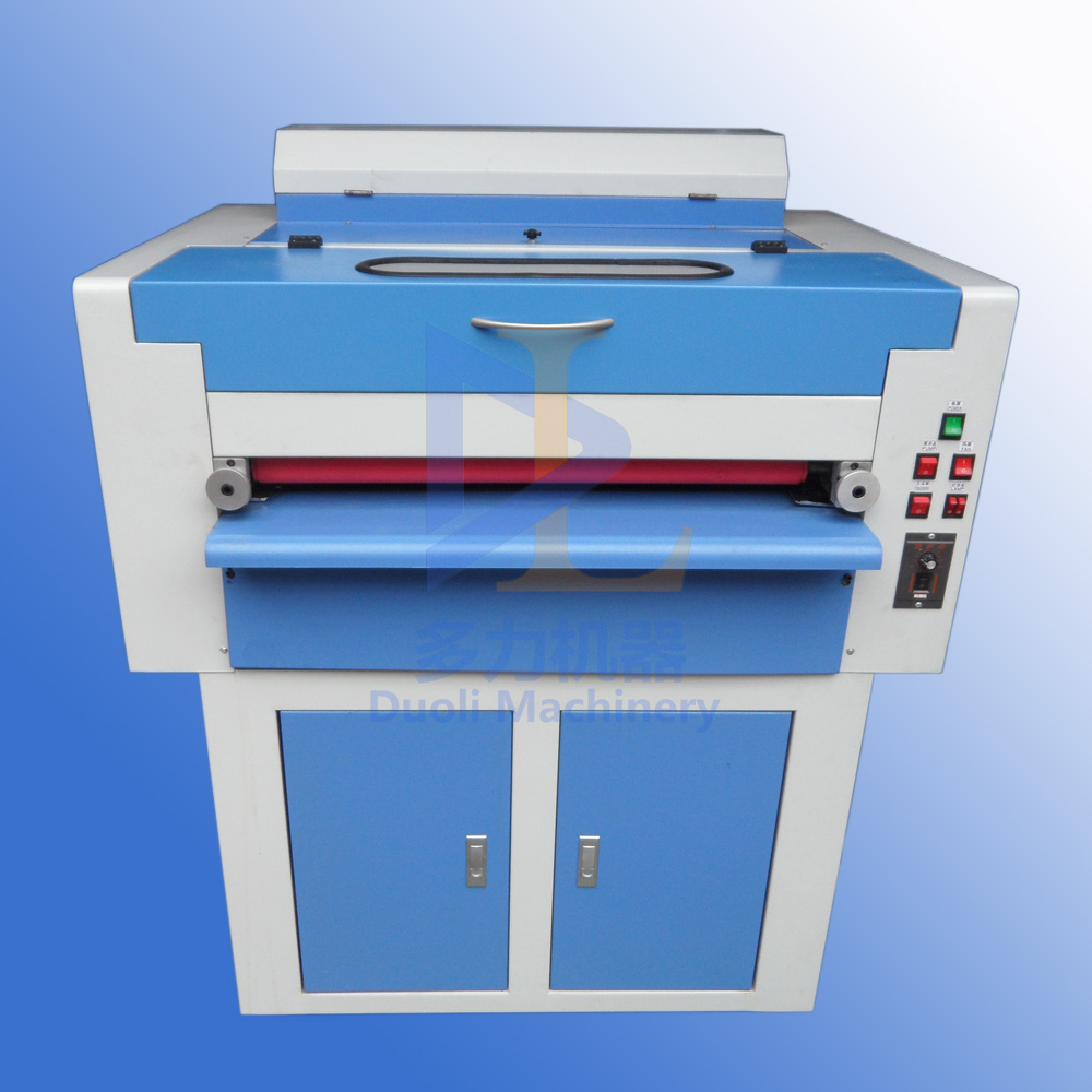 24 inches Multi Roller UV Coating Machine